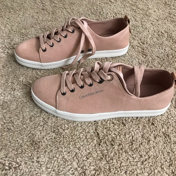 Women Calvin Klein Sneakers | Poshmark